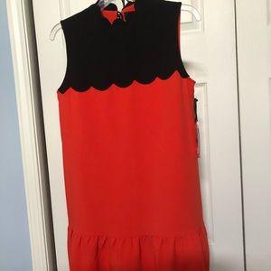 Victoria Beckham Flapper Style Dress